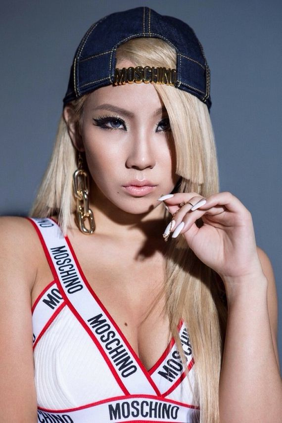 Lee Chae-rin hot women picture