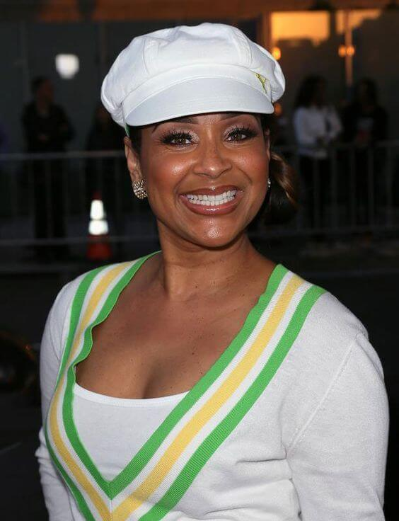 LisaRaye McCoy hot busty pictures