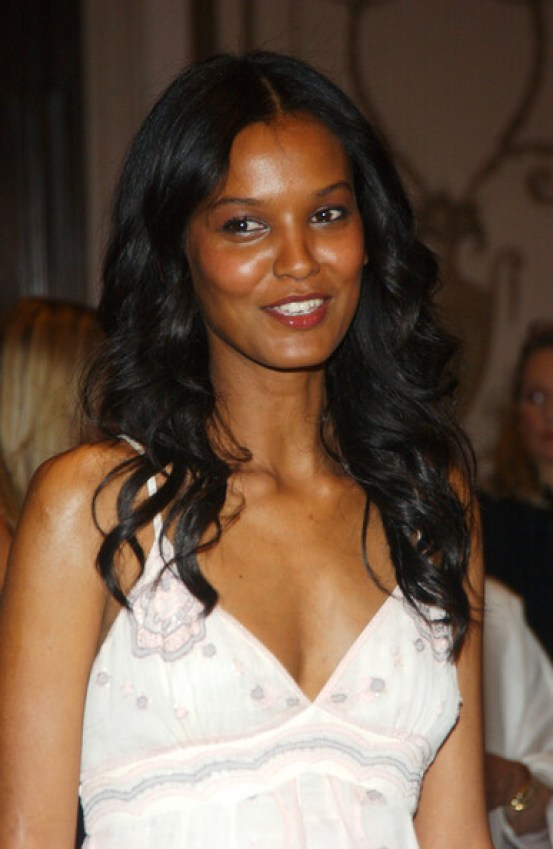 Liya Kebede too sexy picture