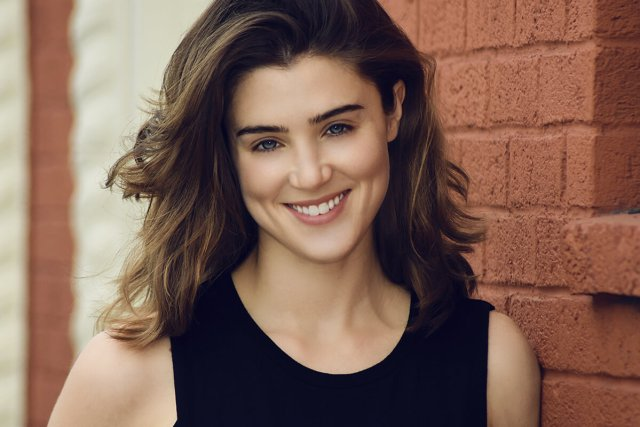 Lucy Griffiths awesome smile