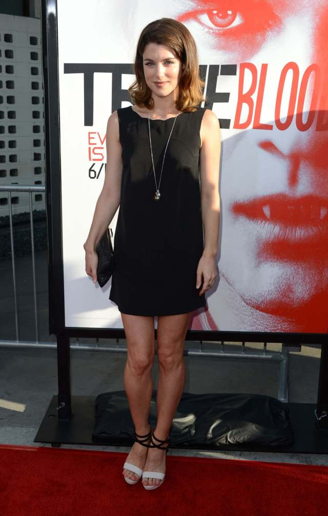 Lucy Griffiths sey legs
