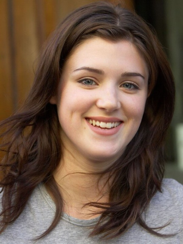 Lucy Griffiths smile