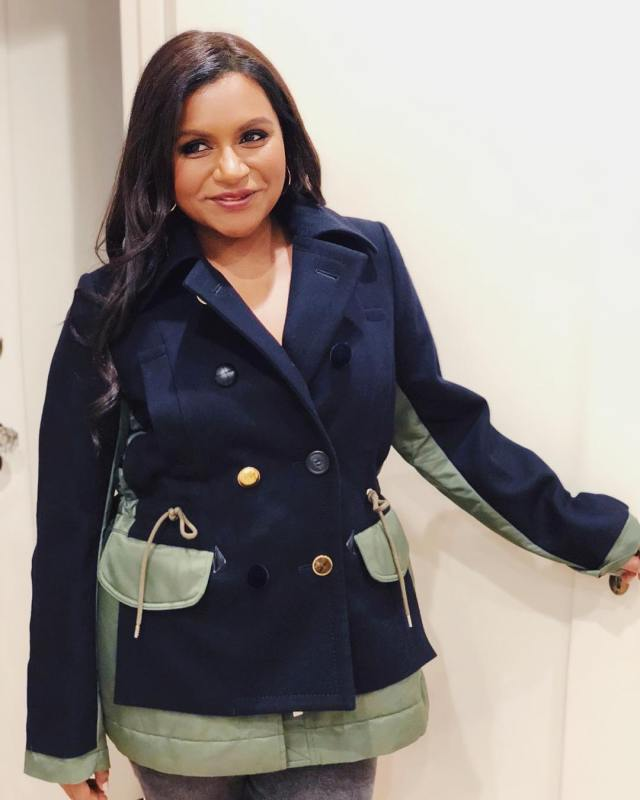 Mindy Kaling on Photoshoot Photo