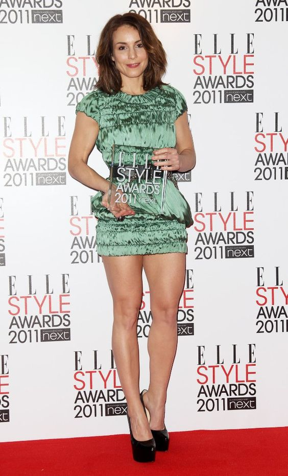 Noomi Rapace on ELLE Awards