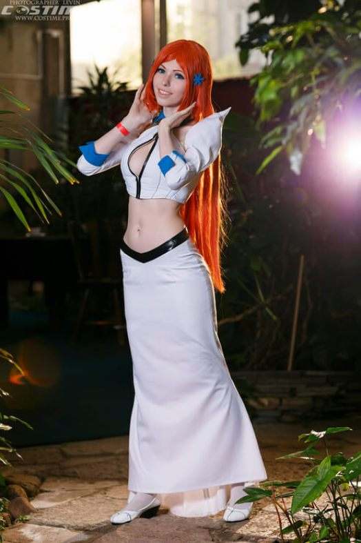 Orihime Inoue sexy picture