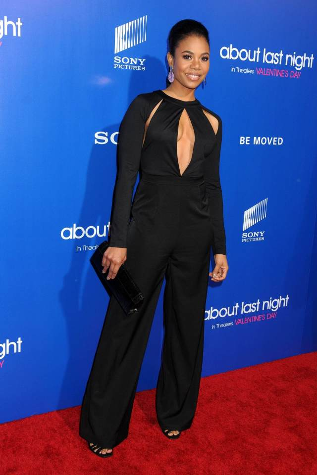 Regina Hall black hot look