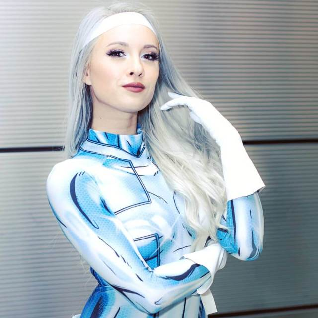 Silver Sable awesome pic