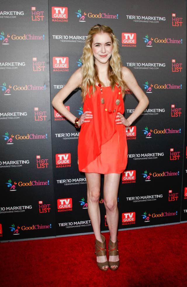Spencer Locke red awesome pic