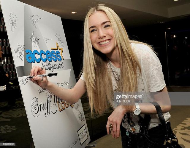 Spencer Locke sexy picture