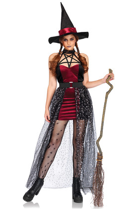 Witch too hot