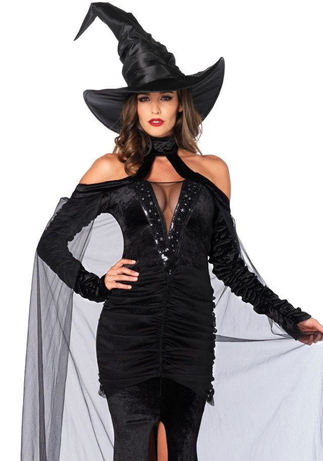 Witch very sexy picture