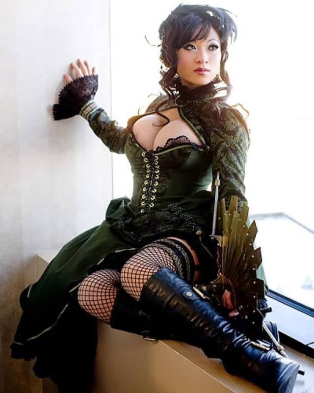 Yaya Han awesome