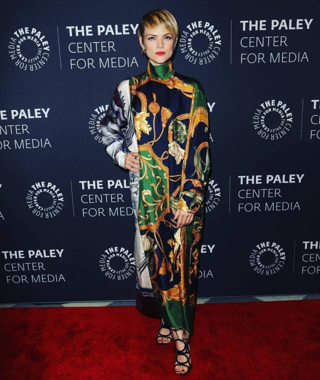 erin richards red carpet