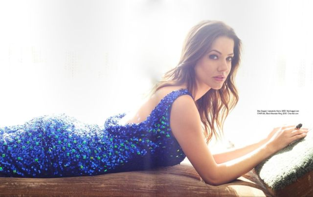 julie gonzalo awesome