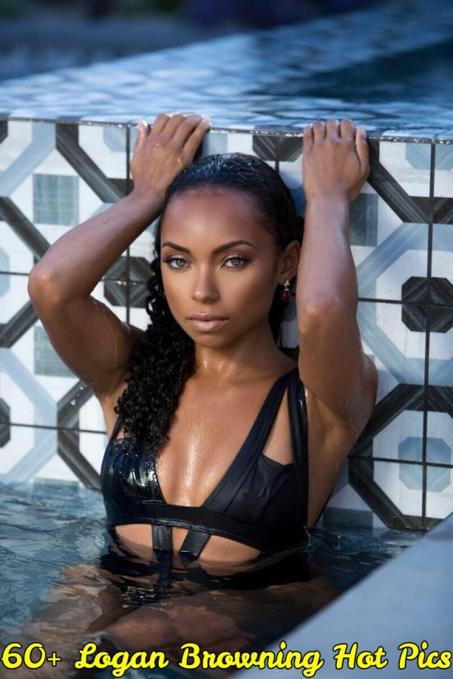 logan browning hot pics