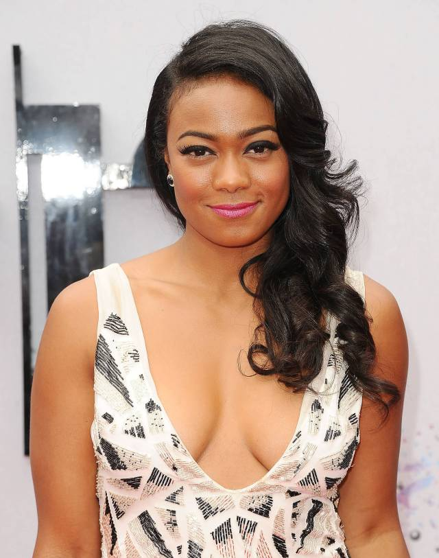 tatyana ali cleavage pictures
