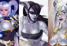 49 Hot Pictures Of Draenei From The World Of Warcraft Which Are Here To Make Your Day A Win
