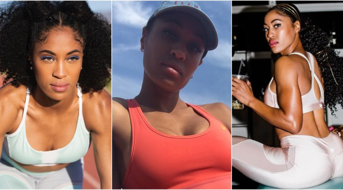 49 Hot Pictures Of Queen Harrison Which Expose Her Curvy Body