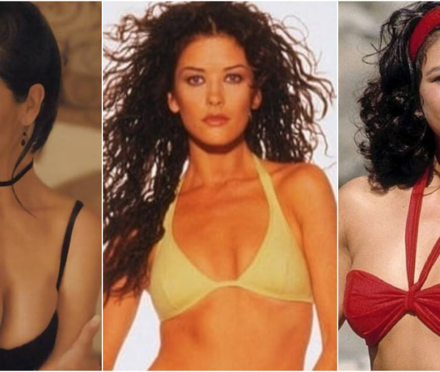 Hottest Catherine Zeta Jones Bikini Pictures Will Make You Fall