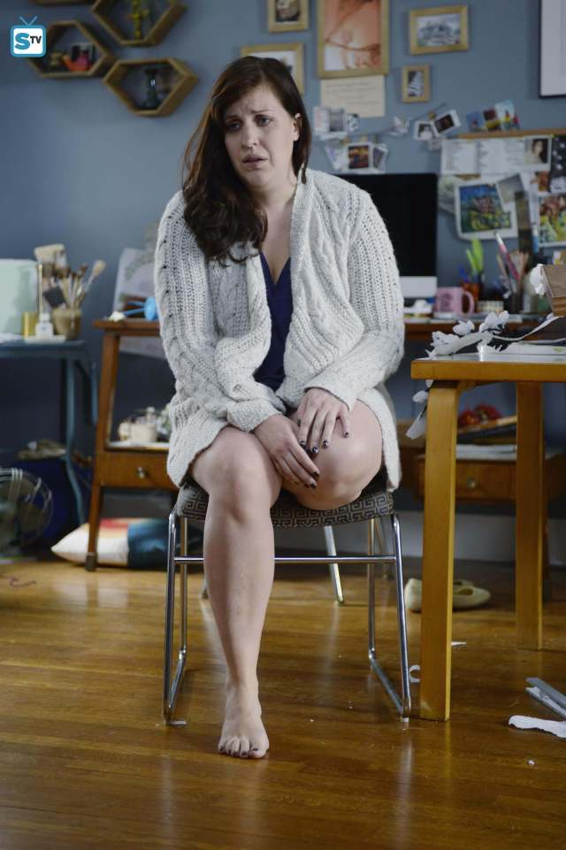 Allison Tolman hot lgs