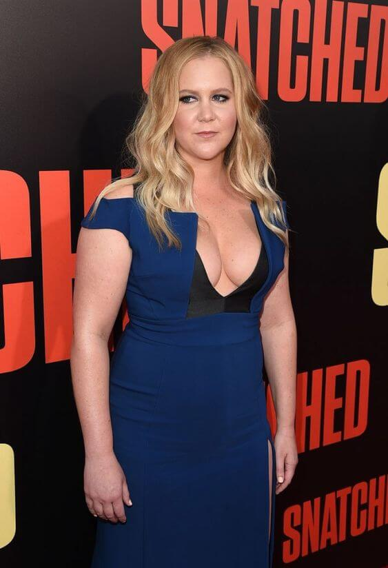 Amy-Schumer awesome cleavages
