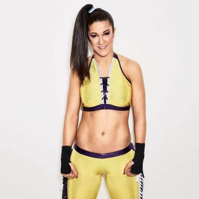 Bayley hot boobs pics