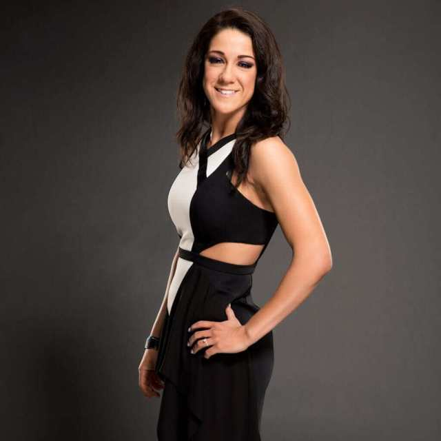 Bayley sexy boobs pic