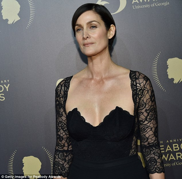 Carrie Anne Moss on Awards
