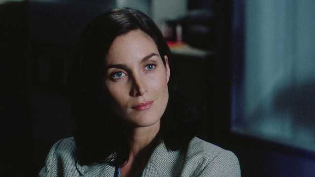 Carrie Anne Moss on Movie