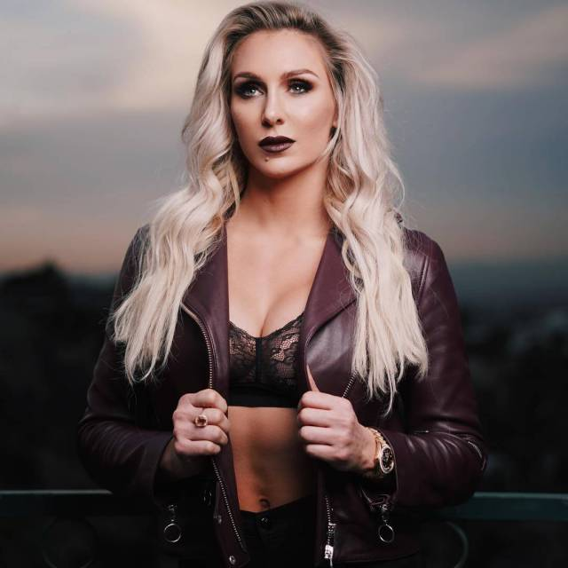 Charlotte Flair hot cleavages (2)