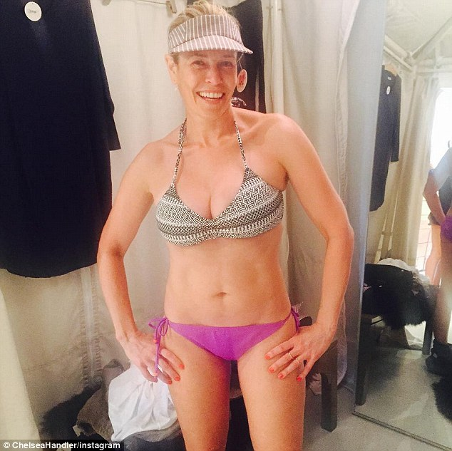 Chelsea Handler Hot in Bikini