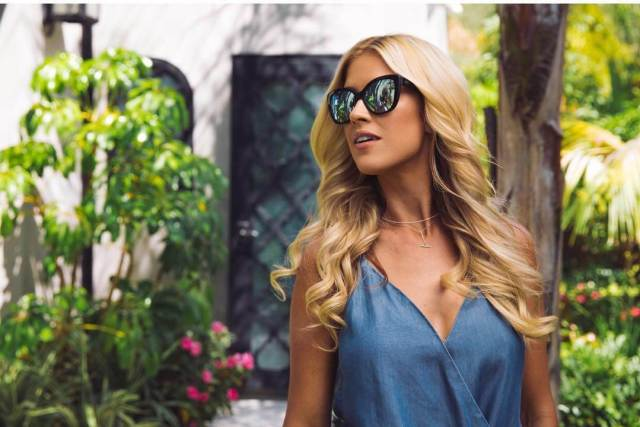 Christina Anstead awesome look