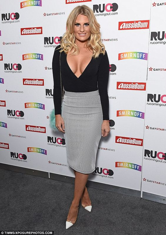 Danielle Armstrong on Awards
