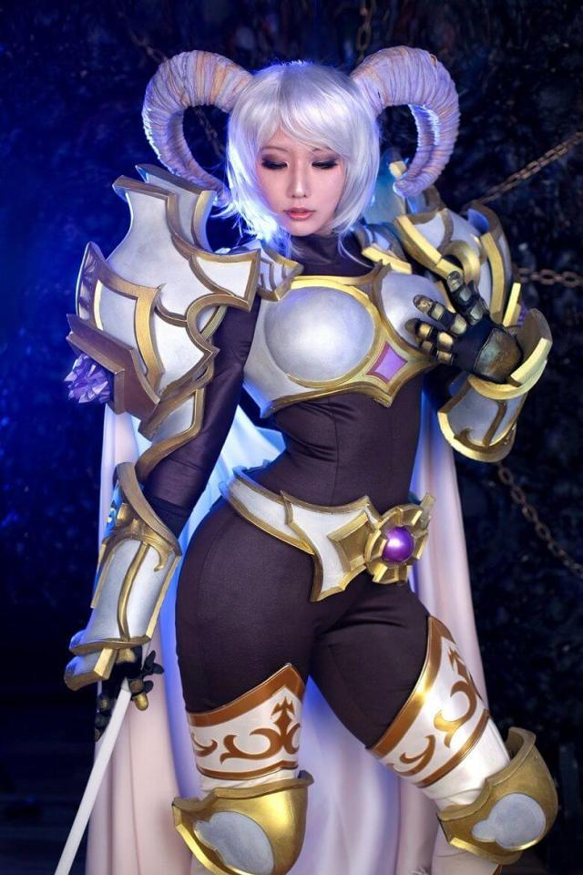 Draenei sexy photo