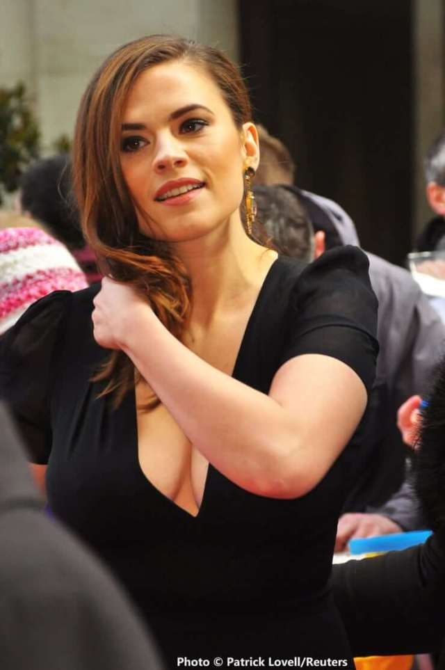 Hayley Atwell awesome pictures (2)