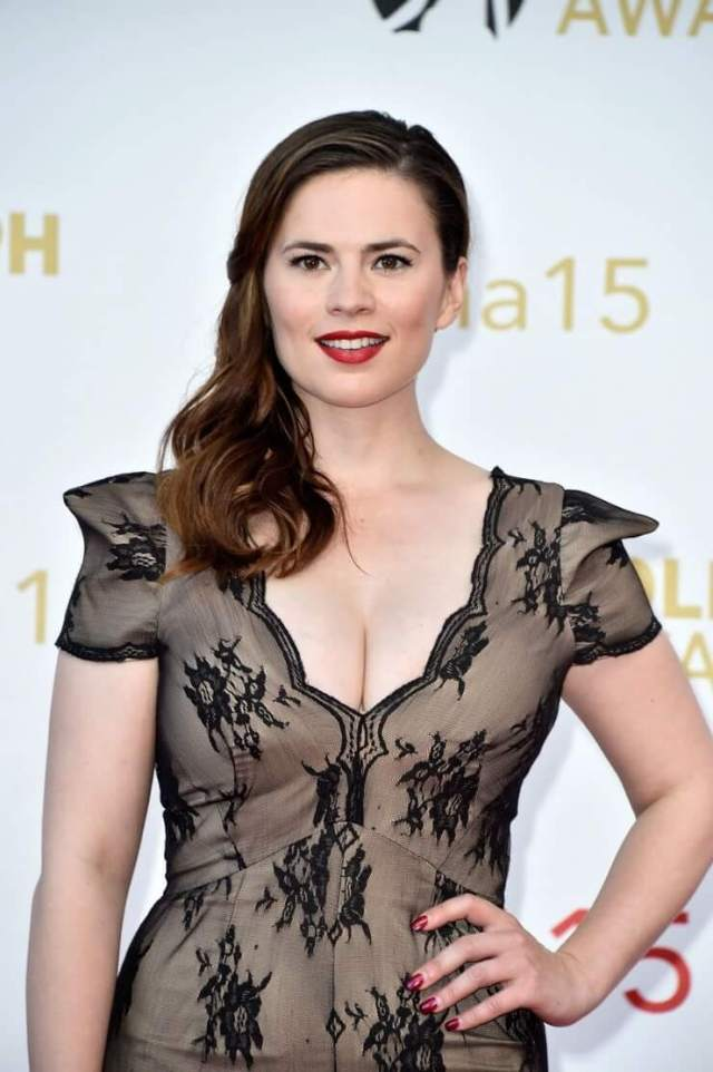 Hayley Atwell hot pciture