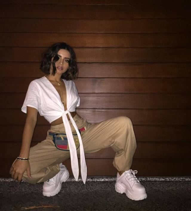 Isabela Moner sexy look pic