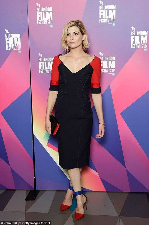 Jodie Whittaker hot pic