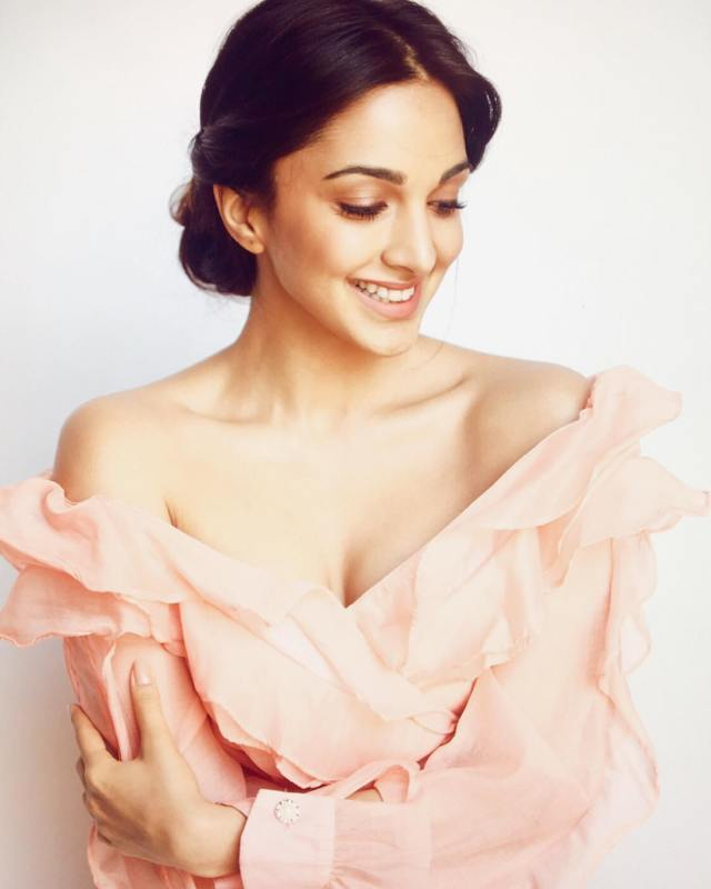 Kiara Advani on Photoshoot