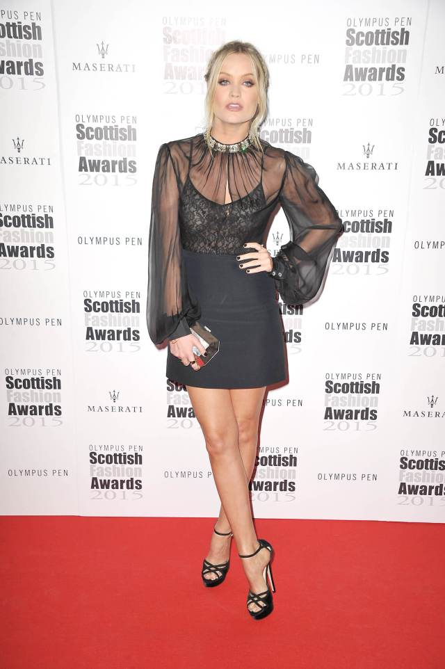 Laura Whitmore thighs pictures (2)