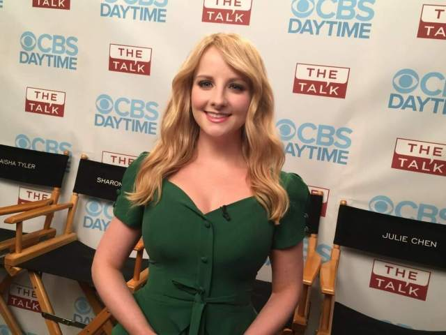 Melissa Rauch beautiful photo