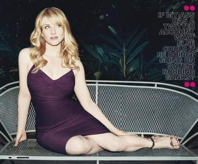 Melissa Rauch beautiful pics