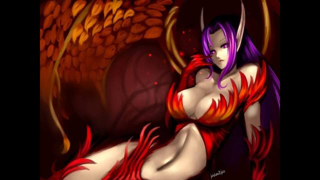 Morgana hot picture