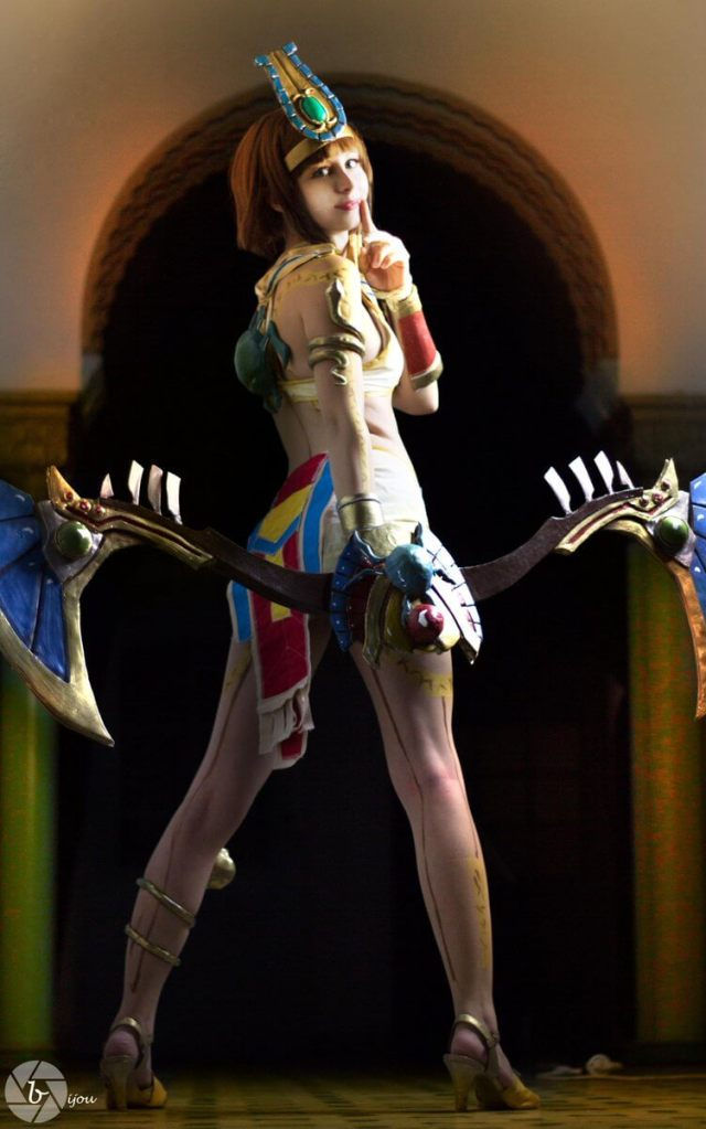 Neith Smite awesome pictures