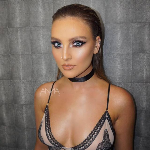 Perrie Edwards Sexy Big Boobs Pics