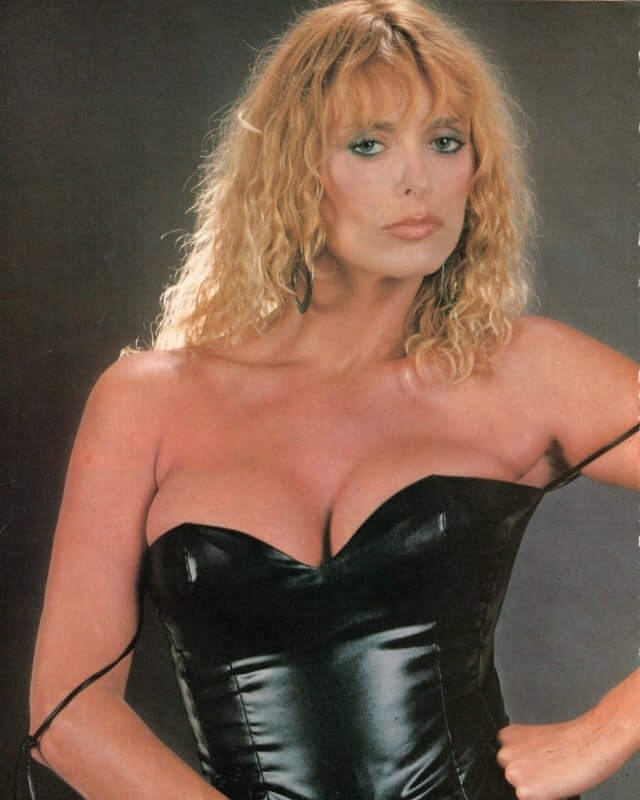 Sybil Danning sexy pictures]