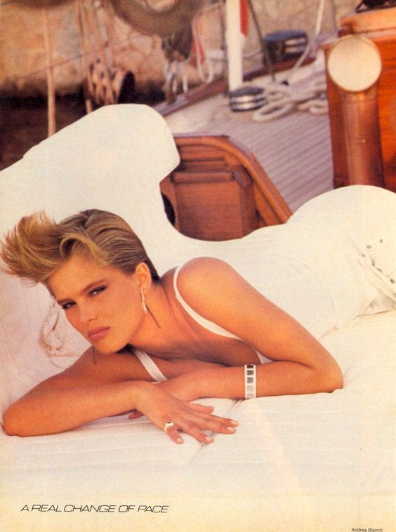 Talisa Soto on Bed