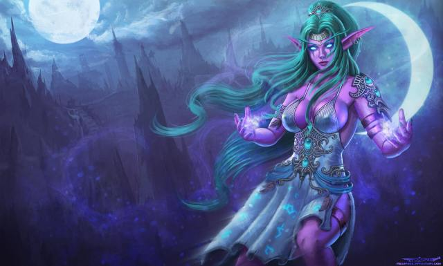 Tyrande awesome picture