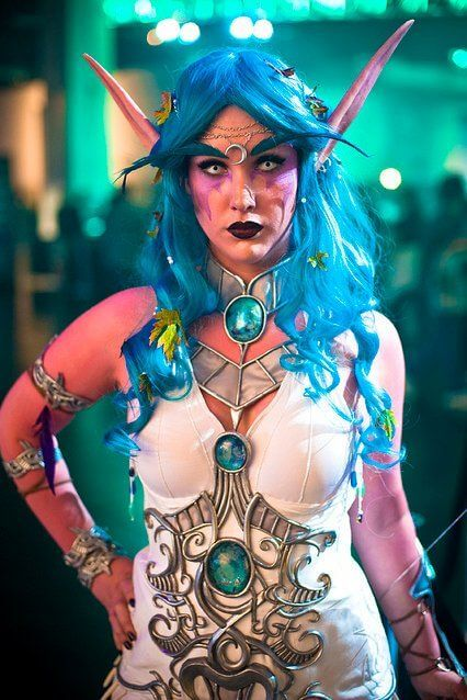 Tyrande hot pictures