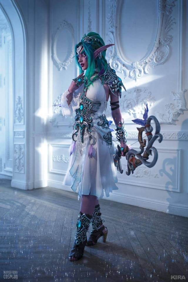 Tyrande sexy picture
